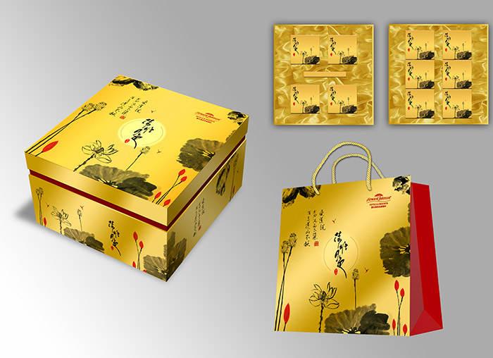 包装设计中的创意表现